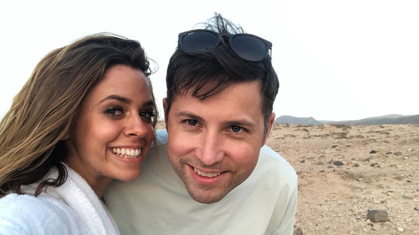 Schlagerstar Vanessa Mai und ihr Ehemann Andreas Ferber