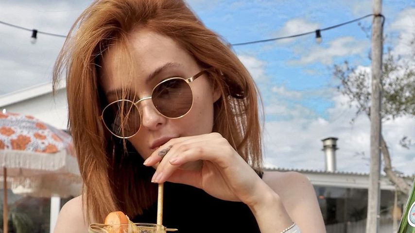 "Vanessa Tamkan, bekannt aus ""Germany's next Topmodel"" 2019"