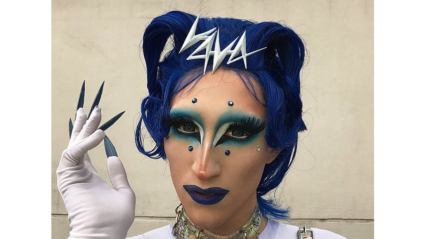 "Vava Vilde, ""Queen of Drags""-Kandidatin"