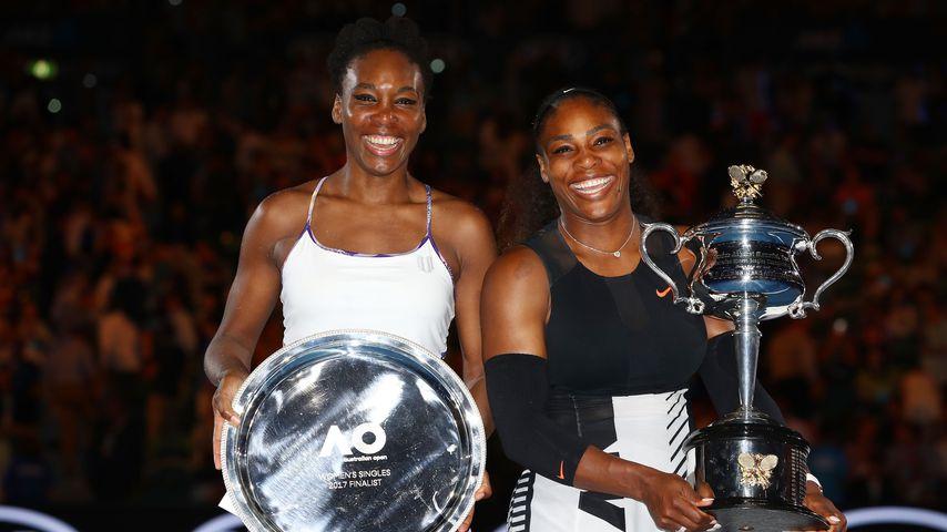 Bei Gucci-Show: Serena Williams lässt gaaanz tief blicken