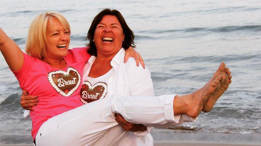 Ganz emotional: Darum heiratete Vera Int-Veen ihre Frau Obi!