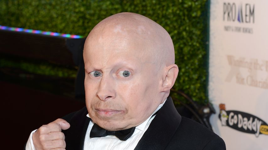 Verne Troyer bei Muhammad Ali's Celebrity Fight Night 2013