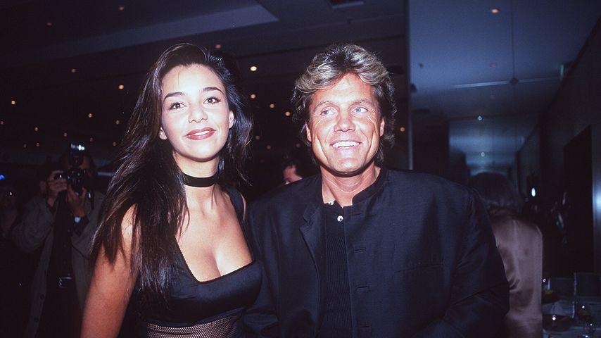 Verona Pooth und Dieter Bohlen, 1996