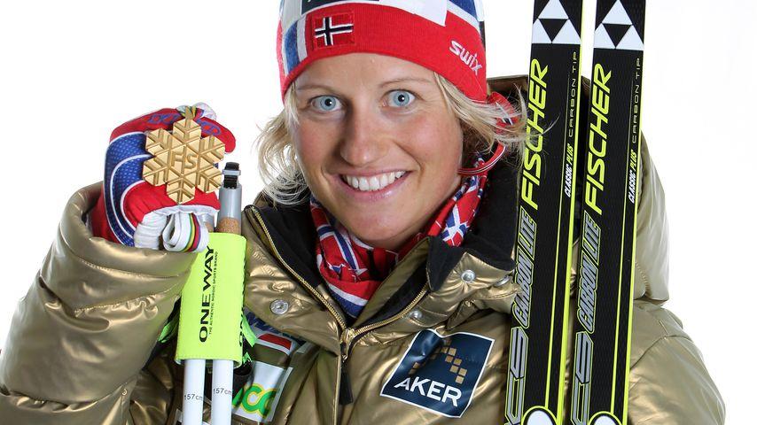 Vibeke Skofterud bei der FIS Nordic World Ski-Meisterschaft