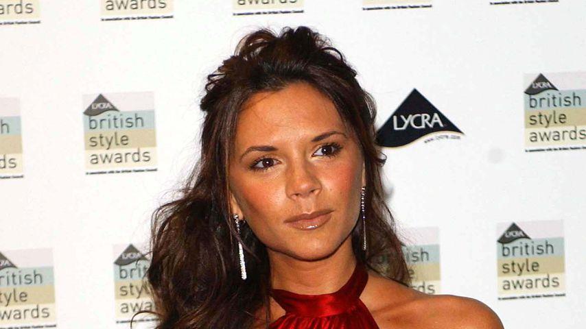 Victoria Beckham bei den British Style Awards im September 2003