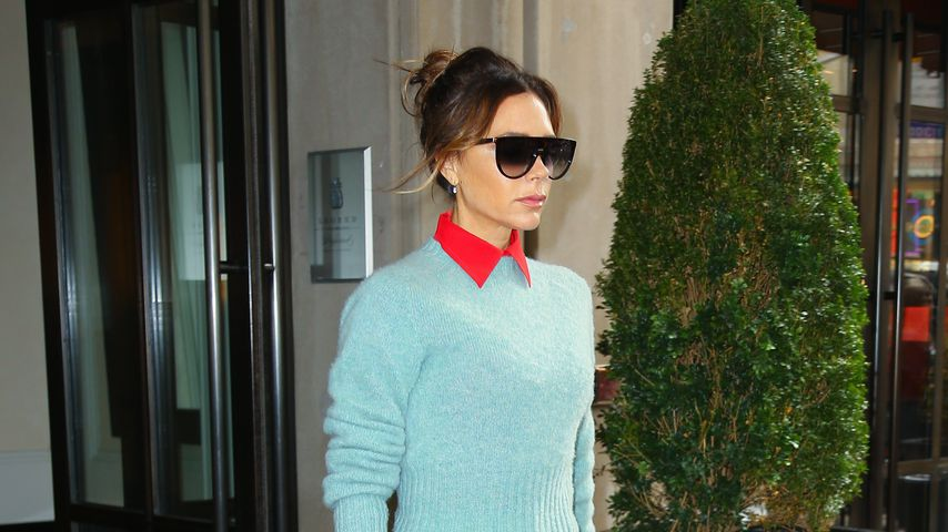Victoria Beckham im Mai 2019 in New York
