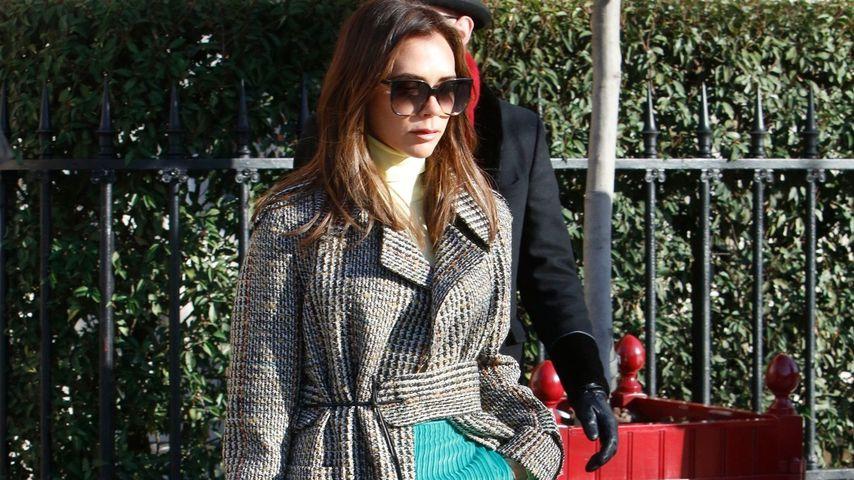 Victoria Beckham in Paris im Januar 2020
