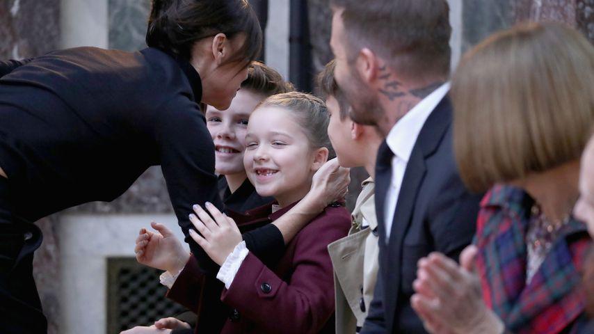 So tolle Kinder! Victoria Beckham platzt fast vor Stolz