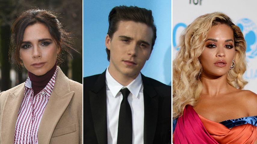 Vic sauer: Rita Ora (28) flirtete mit Brooklyn Beckham (19)