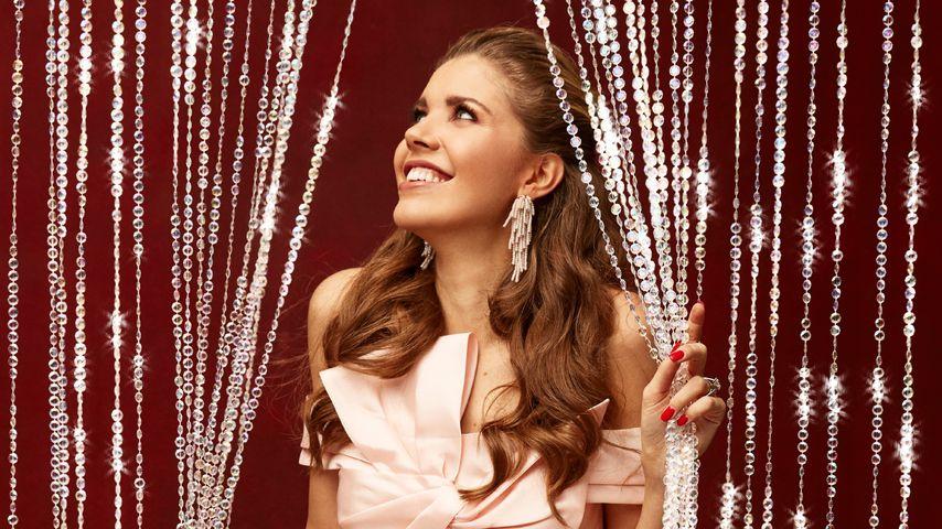 "Victoria Swarovski, ""Let's Dance""-Moderatorin 2018"