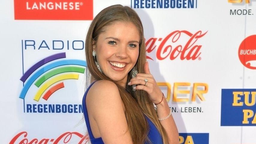 Victoria Swarovski beim Radio Regenbogen Award 2017