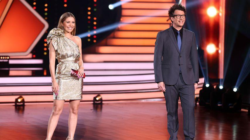 """Victoria Swarovski und Daniel Hartwich bei """"Let's Dance"""""""