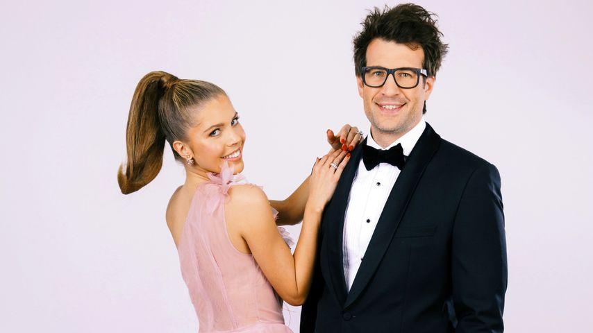 """Victoria Swarovski und Daniel Hartwich, """"Let's Dance""""-Moderatoren"""