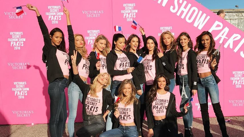"""Coming for you Paris"": Victoria's Secret-Engel fliegen los!"