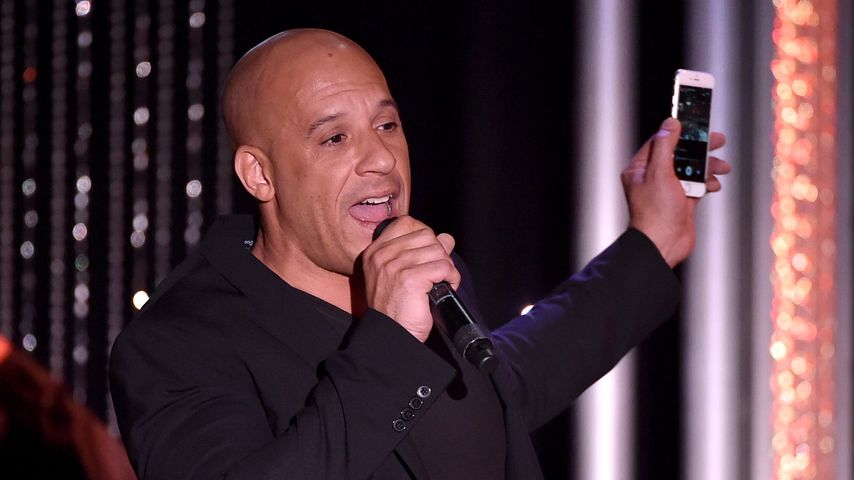 Vin Diesel bei den Hollywood Film Awards 2015