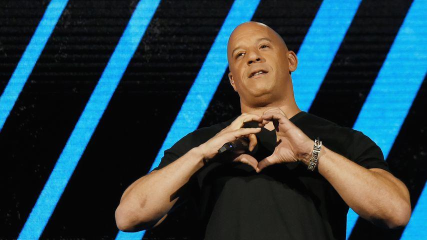Vin Diesel beim Konzert One Voice: Somos Live! in Miami