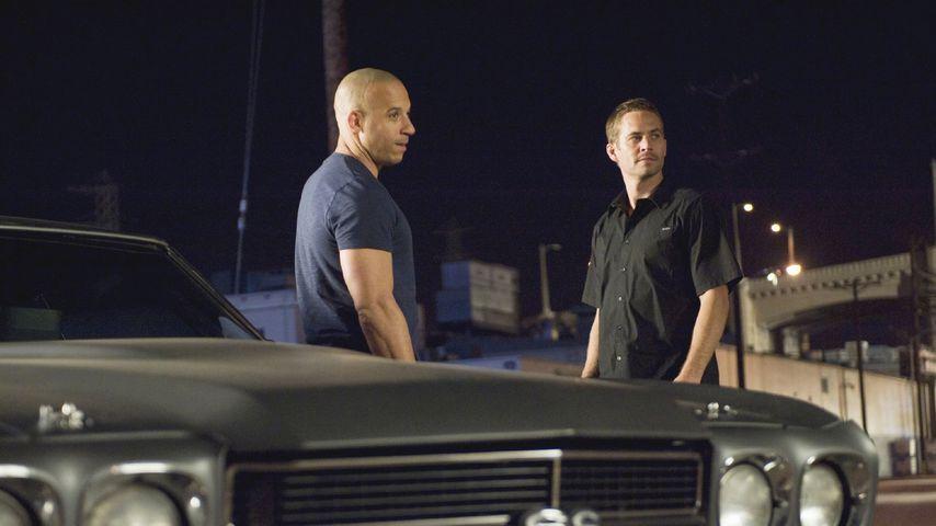 """Vin Diesel und Paul Walker in """"Fast & Furious"""""""