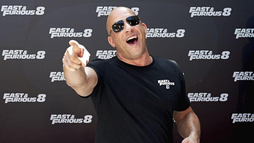 Dr. Vin Diesel: Jetzt bekommt er einen Uni-Abschluss!