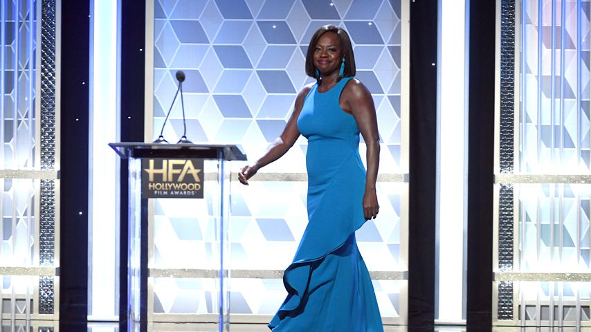 Viola Davis bei den Hollywood Film Awards 2019