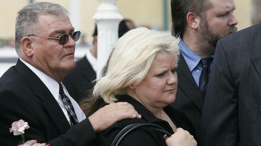 Anna Nicole Smiths Mutter Virgie Arthur und deren Ehemann