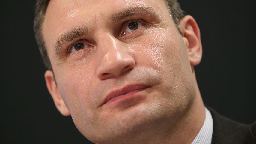 Fulltime-Job im Büro: Vitali Klitschko fehlt seine Familie