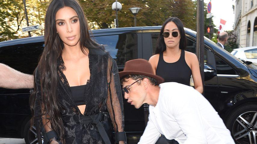 Kim Kardashian und Vitalii Sediuk