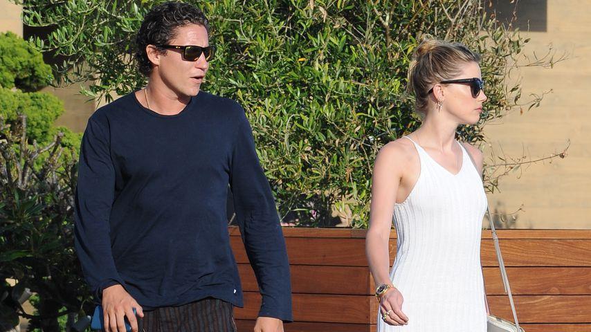 Heidi-Ex Vito & Amber: Gemeinsamer Liebes-Lunch in Malibu!