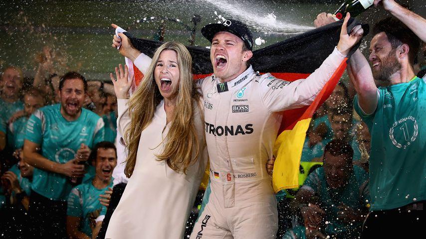 Vivian & Nico Rosberg: 2. Babygirl ist auf der Welt!