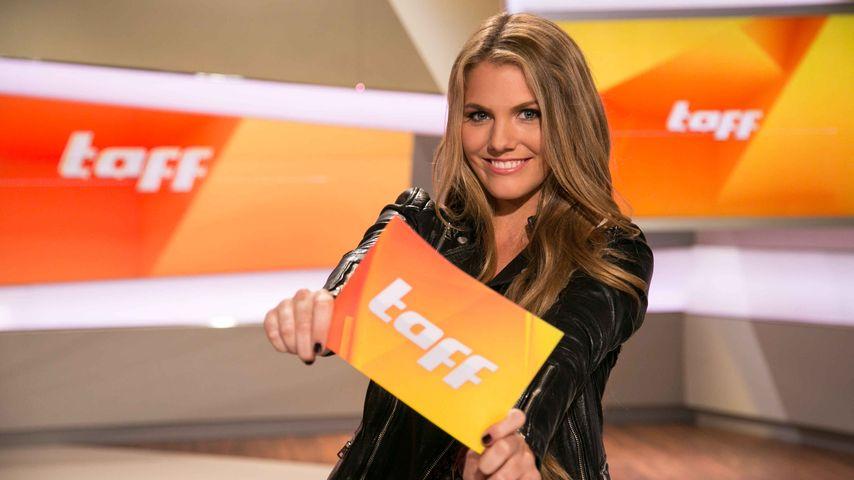 """Frauen-Power bei """"Taff"""": Viviane Geppert moderiert ab Januar"""