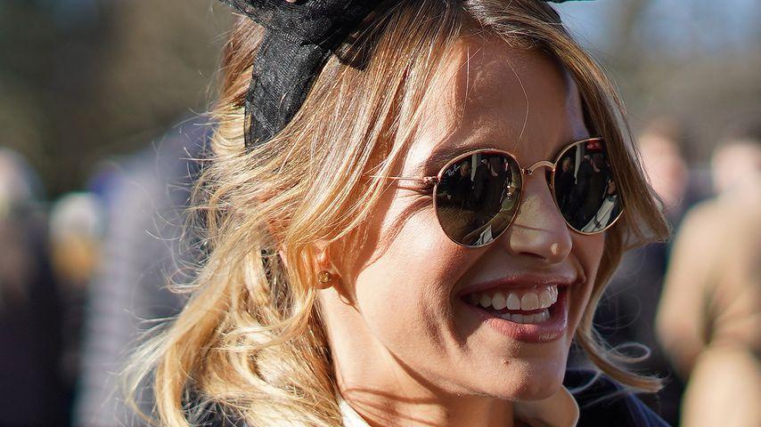 Vogue Williams im Februar 2019