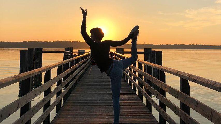 Wanda Badwal, Yoga-Lehrerin