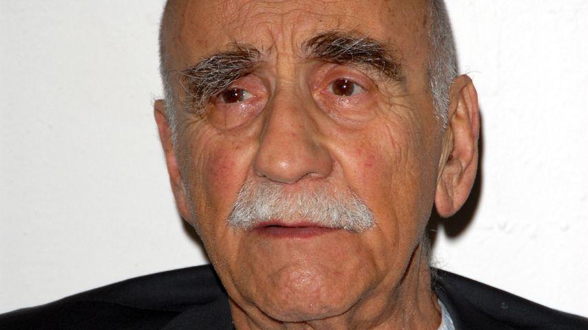 Alf Garnett-Darsteller ist tot: Warren Mitchell wurde 89