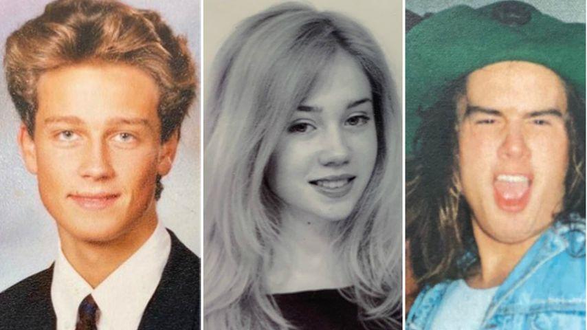 Darum posten deutsche Stars Fotos von ihrem Schulabschluss!