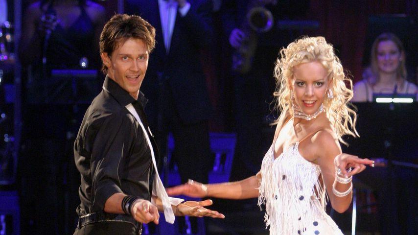 """Wayne Carpendale und Isabel Edvardsson bei """"Let's Dance"""" 2006"""