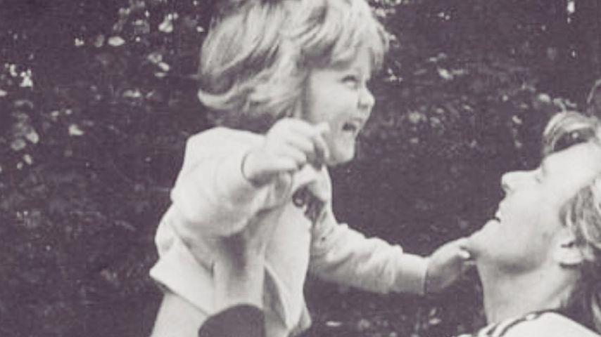 Wayne und Howard Carpendale in jüngeren Jahren