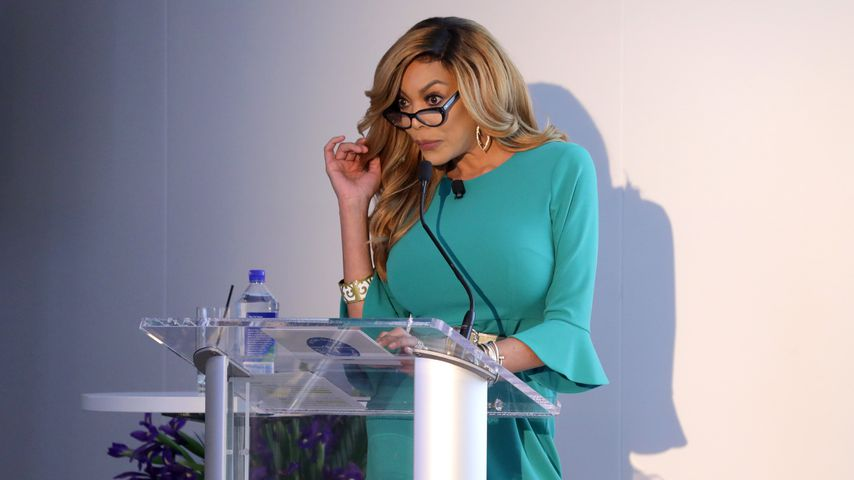 Wendy Williams in New York City