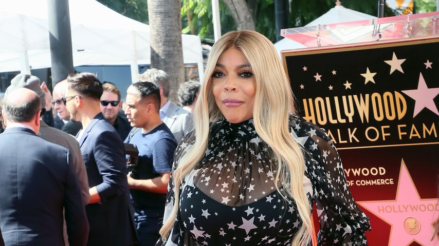 Wendy Williams auf dem Walk of Fame in Hollywood, 2019