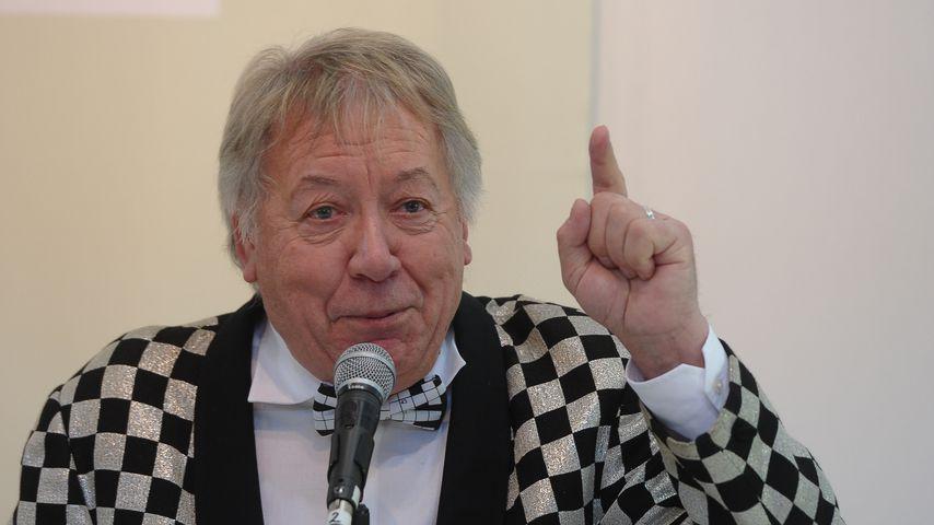 Werner Böhm im März 2013 in Leipzig