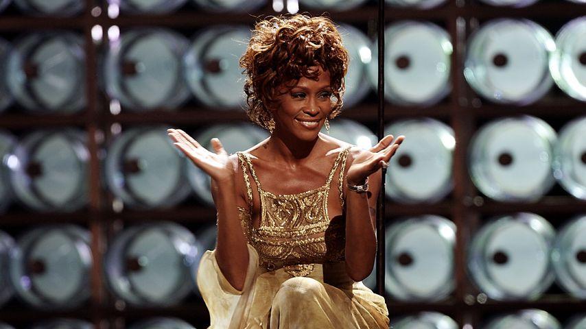 Whitney Houston im September 2004