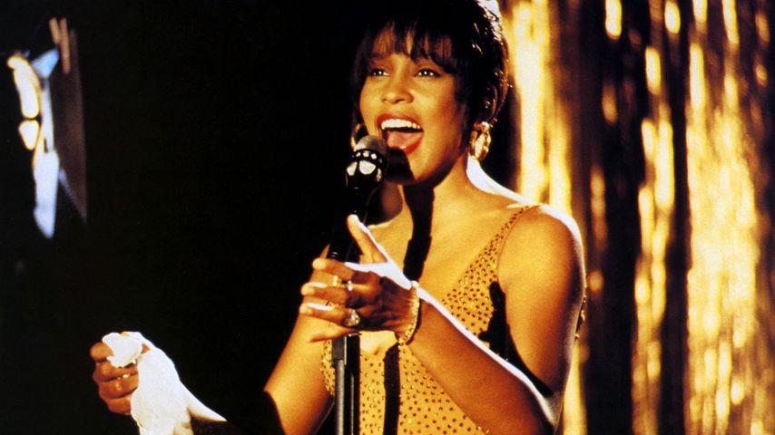"Whitney Houston in ""The Bodyguard"" 1992"