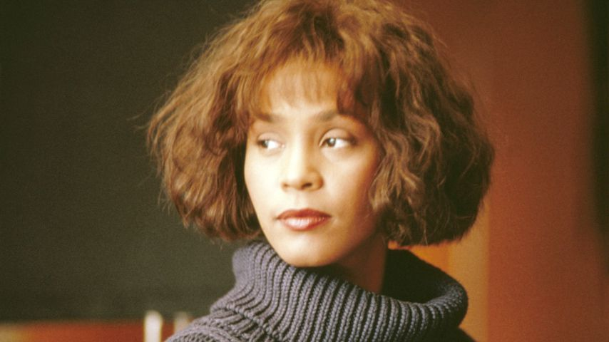 "Whitney Houston in dem Film ""Bodyguard"" (1992)"
