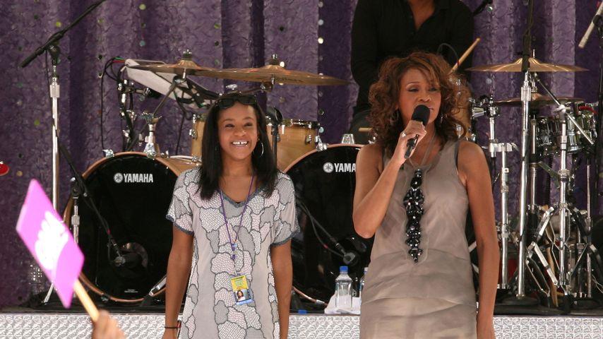 Bobbi Kristina: Letzte Ruhe bei geliebter Mama Whitney?