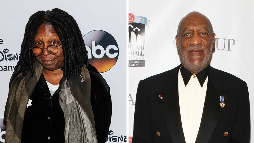 Bill Cosby und Whoopi Goldberg