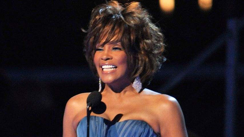 Whitney Houston bei den Grammy Awards 2009
