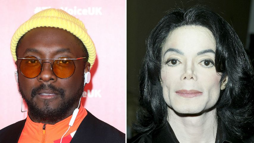Heuchlerisch? Will.i.am kritisiert Michael Jackson-Hate!