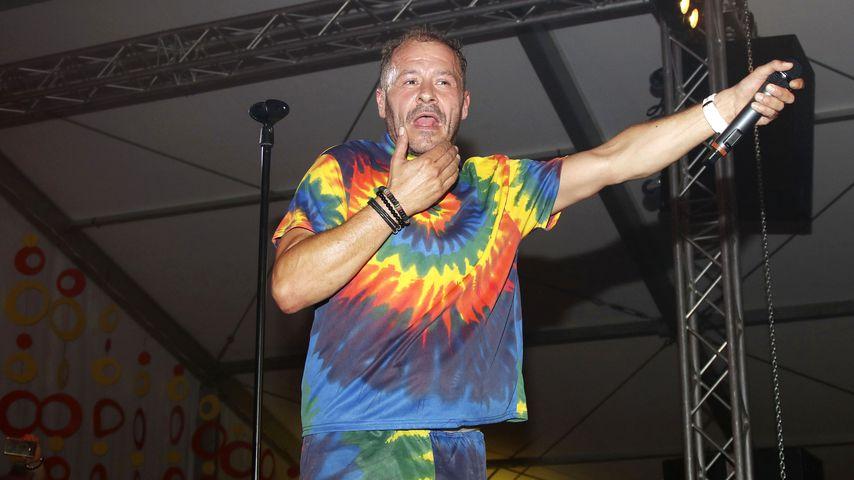 Willi Herren bei der Schlagermove Party in Hamburg 2016
