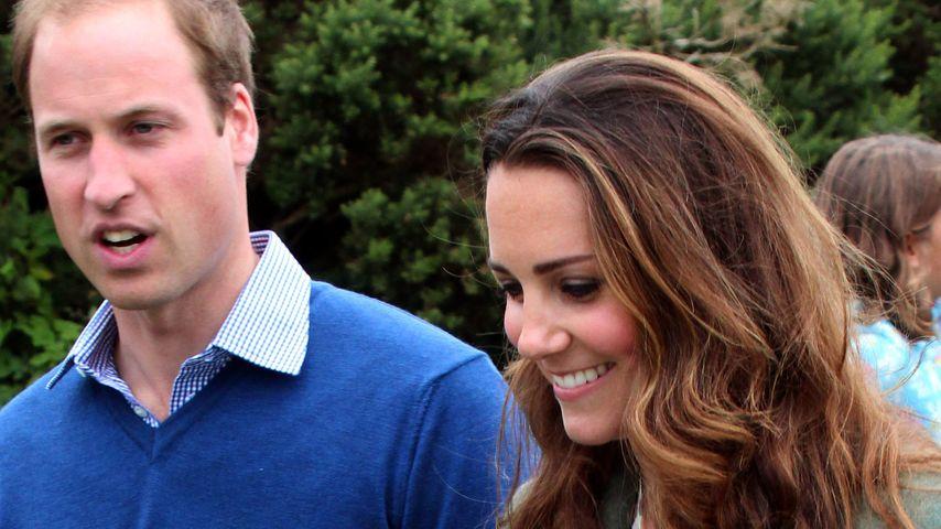 Motto-Party zum Einzug: So feiern William und Kate
