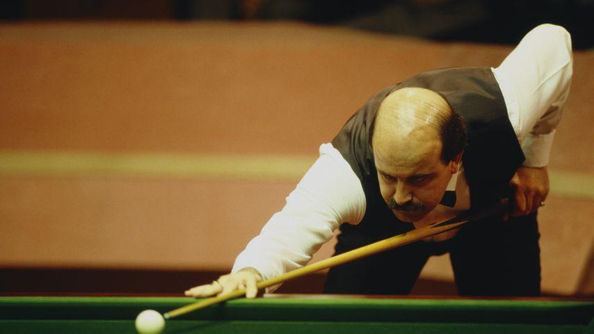 Snookerspieler Tot