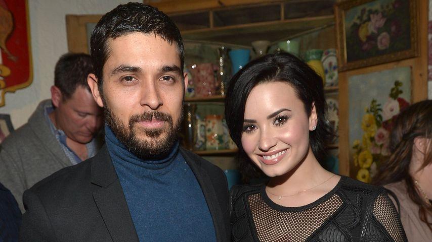 Demi Lovato: Ex-Freund Wilmer will ihr bei Entzug helfen!