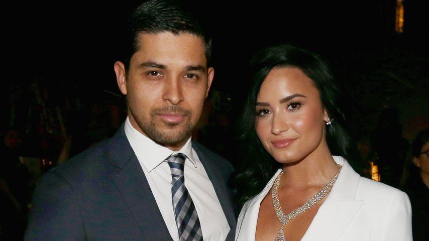 Also doch? Wilmer Valderrama besuchte Demi Lovato in Reha